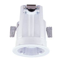 Sea Gull Lighting Ambiance 1 Light Recessed Light in White 9409-15