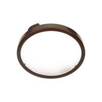 Sea Gull Lighting Ambiance Xenon Disk Light Diffuser Trim in Painted Antique Bronze 9414-171