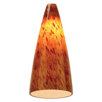 Ambiance Transitions Fuego Pendant Glass/Shade in Fuego Glass