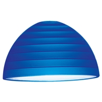 Sea Gull Lighting Ambiance Transitions - Pendant Glass/Shade in Cobalt Blue 94245-657