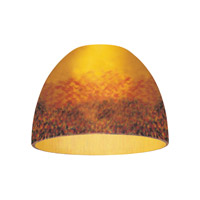 Sea Gull Lighting Ambiance Transitions Amber Rhapsody Directional Glass in Amber Rhapsody 94363-649