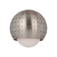 Sea Gull Lighting Ambiance Transitions Space Ball Pendant Glass in Brushed Nickel 94380-962