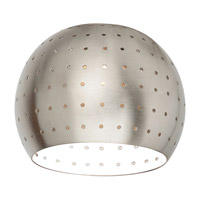 Sea Gull Lighting Ambiance Transitions Space Ball Directional Shade in Brushed Nickel 94388-962