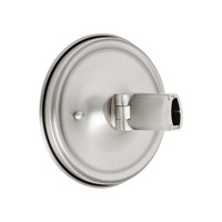 Sea Gull Lighting Ambiance Transitions Traditional Flexible Wall Power Feed Canopy in Antique Brushed Nickel 94852-965