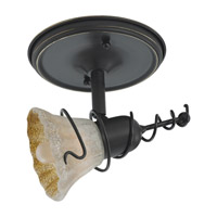 Sea Gull Lighting Ambiance Transitions Saratoga Directional Mono-Point in Antique Bronze / Ember Glow 94882-71