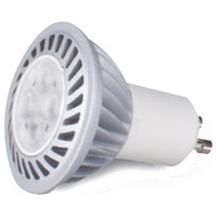 Sea Gull Lighting 6W 120V LED MR16 GU10 Lamp 3000K 40 Degree Beam 97304S