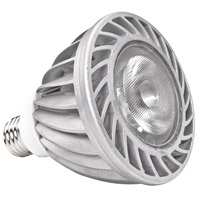 Sea Gull Lighting 15W LED PAR30L Med base lamp, 3000K, 40 Degree Beam 97314S