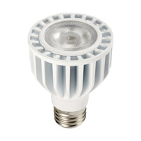 Signature LED PAR20 Medium Base LED 7 watt 120V 2700K LED Lamp