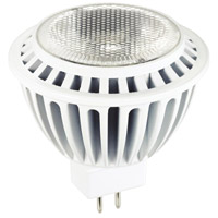 Sea Gull 7w 12V MR16 GU5.3 Bi-Pin Base LED 2700K NFL 30 LED Light Bulb 97356S