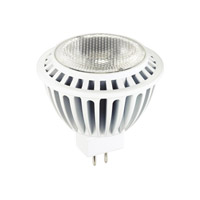Sea Gull 7w 12V MR16 GU5.3 Bi-Pin Base LED 2700K FL 45 LED Light Bulb 97357S