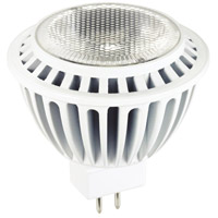 Sea Gull 7w 12V MR16 GU5.3 Bi-Pin Base LED 3000K NFL 30 LED Light Bulb 97456S