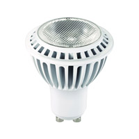 Signature LED MR16 GU10 Base LED 5 watt 120V 3000K LED Lamp