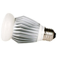 Sea Gull A19 Medium Base 8W 120V LED Light Bulb in 4000K 97508S