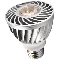 Sea Gull PAR20 Medium Base 8W 120V LED Light Bulb in 4000K with 40 Degree Beam 97511S