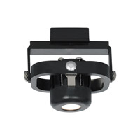 Ambiance Lx Cable System 1 Light Black LED Directional Ceiling Light in 2700K, 25 Degree