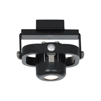Ambiance Lx Cable System 1 Light Black LED Directional Ceiling Light in 3000K, 25 Degree