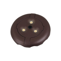 Sea Gull Lighting Ambiance LED Disk 3 Light LED Disk Kit 2700K in Plated Bronze 98853SW-787
