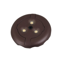 Sea Gull Lighting Ambiance Lx LED Disk Light in Plated Bronze 98863SW-787