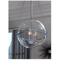 Sea Gull 6511903-05 Havenwood 3 Light 15 inch Chrome Pendant Ceiling Light alternative photo thumbnail