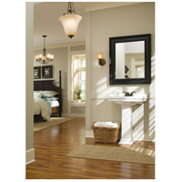 Sea Gull Lighting Parkview 1 Light Bath Vanity in Russet Bronze 49380BLE-829 alternative photo thumbnail