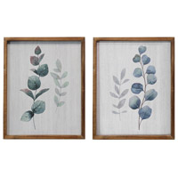 Signature Multi Botanical Art