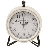Signature 8 X 6 inch Table Clock