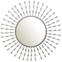 Signature 29 X 29 inch Silver Wall Mirror