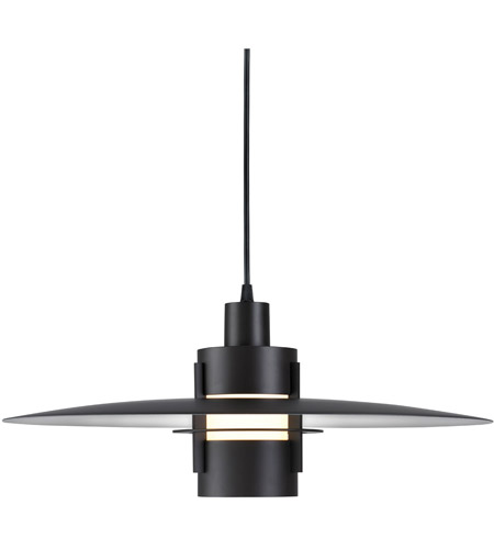Sonneman 1703.32F Aereo 1 Light 21 inch Black Bronze Pendant Ceiling Light photo