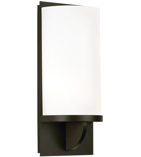 Sonneman Ovulo 2 Light Sconce in Black Bronze 1722.32 photo