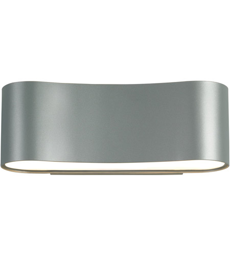Sonneman Corso 2 Light Sconce in Satin Silver 1726.04 photo