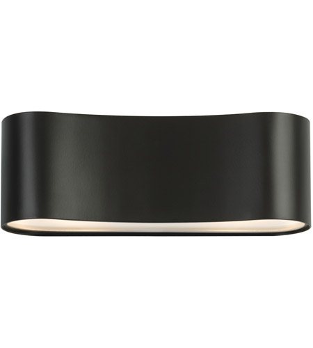 Sonneman Corso 2 Light Sconce in Black Bronze 1726.32 photo