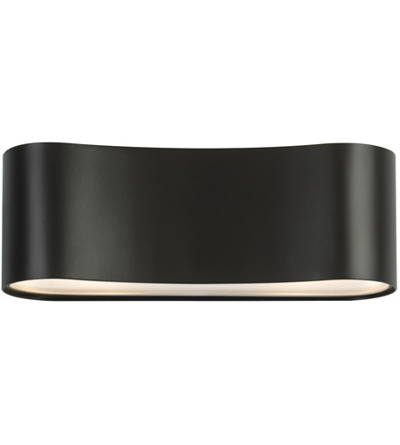 Sonneman 1726.32F Corso 2 Light 13 inch Black Bronze ADA Sconce Wall Light photo