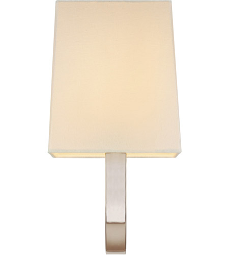 Sonneman Cappio 1 Light Sconce in Polished Nickel 1821.35F photo