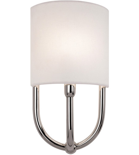 Sonneman 1833.35 Intermezzo 1 Light 7 inch Polished Nickel ADA Sconce Wall Light photo