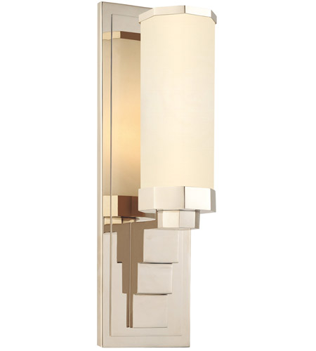 Sonneman 1835.35 Scala 1 Light 5 inch Polished Nickel Sconce Wall Light photo