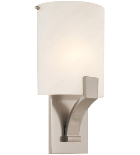 Sonneman Greco 1 Light Sconce in Satin Nickel 1851.13F photo
