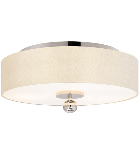 Sonneman Lighting Billiardo 3 Light Surface Mount in Polished Nickel 1876.35OL photo