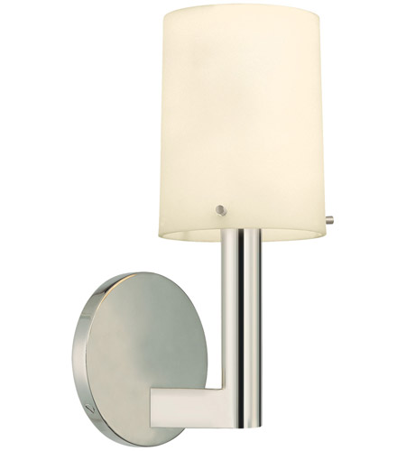 Sonneman Polished Nickel Wall Sconces