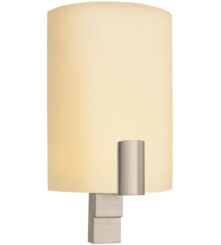 Sonneman Lighting Demi 1 Light Sconce in Satin Nickel 1952.13 photo