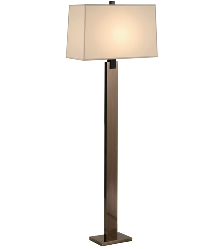 Sonneman Monolith 1 Light Floor Lamp in Black Nickel 3306.50 photo