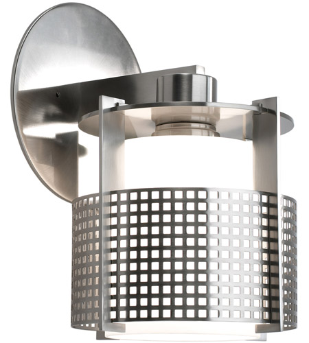 Sonneman Pool 1 Light Sconce in Satin Nickel 3431.13M photo