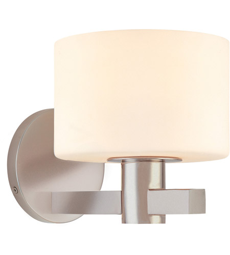 Sonneman Milano 1 Light Sconce in Satin Nickel 3611.13 photo