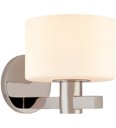 Sonneman Milano 1 Light Sconce in Polished Nickel 3611.35 photo