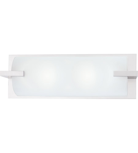 Sonneman 3793.01 Edge 2 Light 16 inch Polished Chrome Bath Light Wall Light in 16 in. photo
