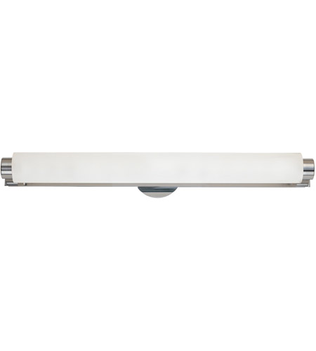 Sonneman Tubo 5 Light Bath Light in Polished Chrome 3834.01 photo