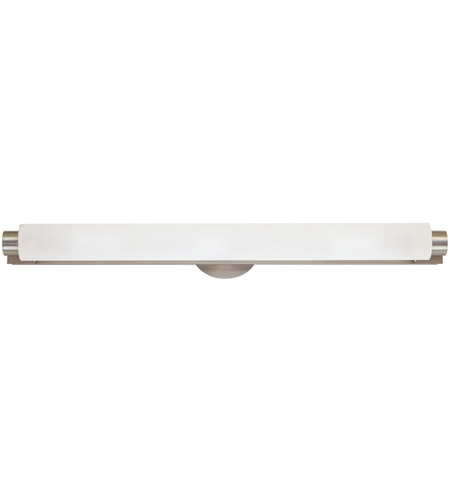 Sonneman Tubo 6 Light Bath Light in Satin Nickel 3836.13 photo