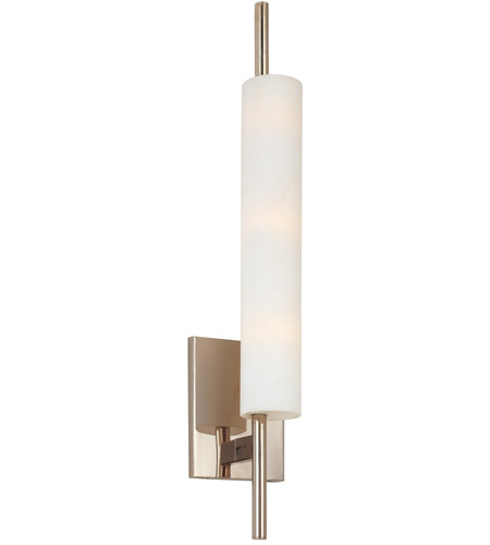 Sonneman 3841.35 Piccolo 3 Light 5 inch Polished Nickel ADA Sconce Wall Light photo