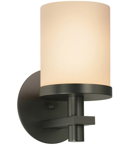 Sonneman Alta 1 Light Sconce in Black Bronze 4260.32 photo