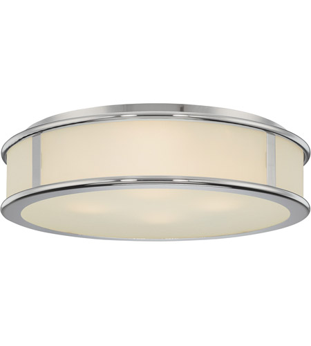Sonneman Lighting Rivello 4 Light Surface Mount in Polished Nickel 4335.35 photo