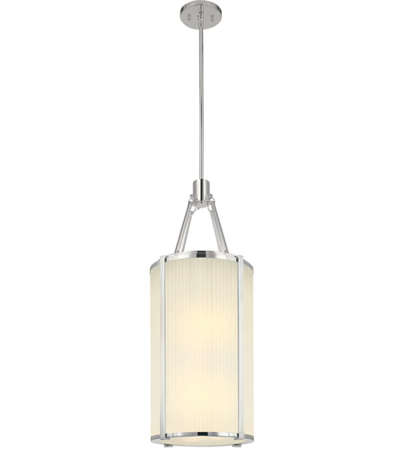 Sonneman 4357.35 Roxy 6 Light 13 inch Polished Nickel Pendant Ceiling Light photo